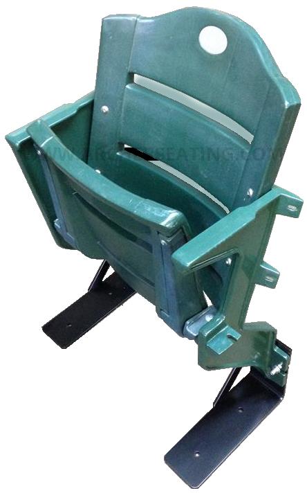 Coors Field Single Green Seat