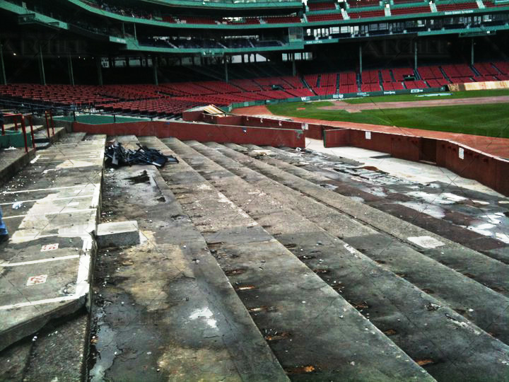 Fenway Park Seat Removal Archer Seating