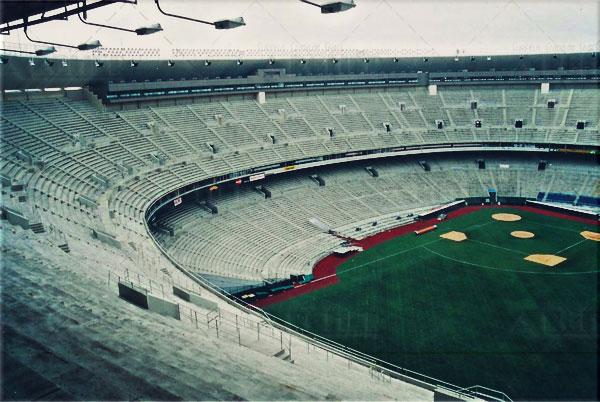Veterans Stadium Seat Removal Archer Seating