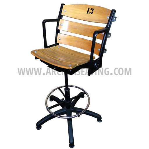 Stadia Barstool Office Chair Builder Archer Seating